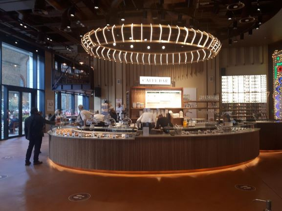 Eataly opens in London: May 2021