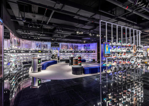 Nike on the Rise in Guangzhou: July 2020